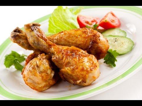 Тушеные куриные бедра кулинарный рецепт