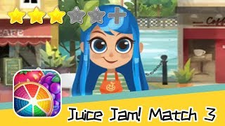 Juice Jam! Match 3 Puzzle Game - Walkthrough Classic Shots Recommend index three stars