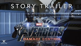 Marvel Studios' Avengers: Damage Control - Official Story Trailer