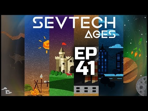 UV Lighting is Okay | SevTech: Ages Ep 41