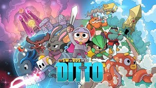 Fun and charming without complicated depth - The Swords of Ditto review