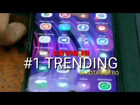 topik-utama-obrolan-orang-di-kota-metro,-#virus-corona,-#covid-19,-#1-trending-dikota-metro-lampung