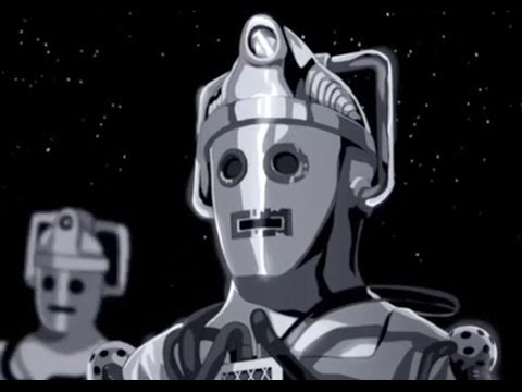 EXCLUSIVE The March of the Cybermen - The Moonbase - Doctor Who DVD