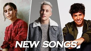 New Songs by Eurovision Artists (December 9, 2018)