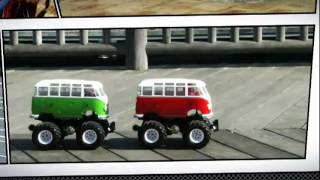 Waigo[TV] Volkswagen Type 2 Wheelie #58512