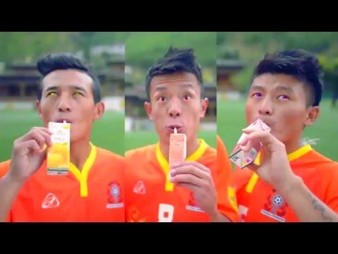 Nutrilife AD (FEAT. Bhutan National Football Team)