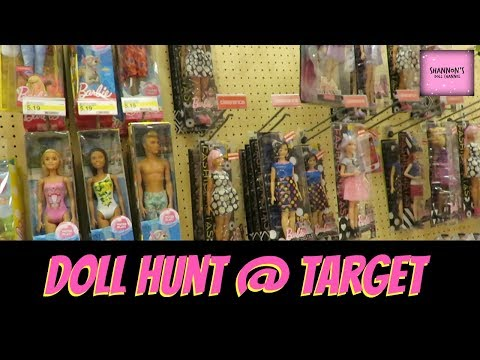 Doll Hunt Hunting @ Target Clearance Disney MH | ShannonsDollChannel