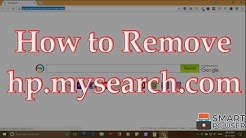 How to Remove Hp.mysearch.com from All Browsers (Chrome, Firefox, Edge, IE)