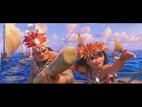 Disney's Moana   The Return To Voyaging | Ending Scene  HD  Vaiana