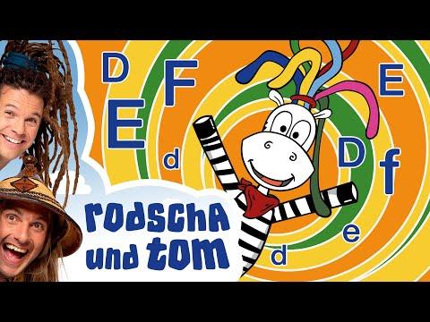 ♪ ♪ Kinderlied - Lerne Das ABC Buchstaben Box - DEF | Rodscha Und Tom - Kinderlieder