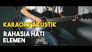"Download Lagu ""RAHASIA HATI"" [ELEMENT] AKUSTIK GITAR LIRIK mp3"