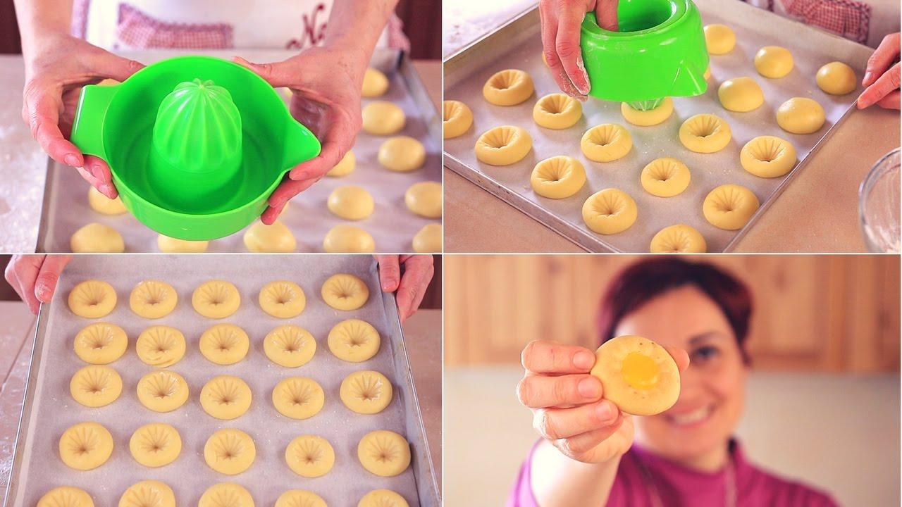 Biscotti all 39 arancia ricetta facile orange cookies easy for Fatto in casa da benedetta 2