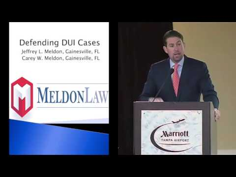 Defending DUI Cases in Gainesville & Ocala Florida