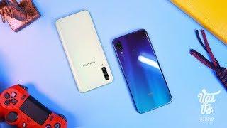 So sánh chi tiết Samsung Galaxy A50 và Redmi Note 7?