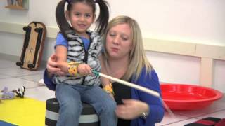 Sensory Processing Disorder: Occupational Therapy Demonstration