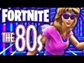 FORTNITE IN THE 80's!!! + Fortnite's Got Talent!