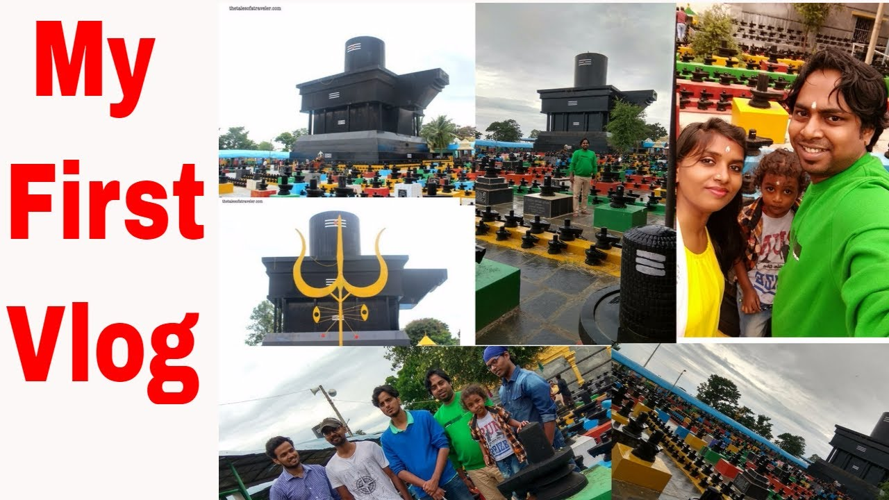 My First Vlog Day Trip From Bangalore To Kotilingeshwara Temple I