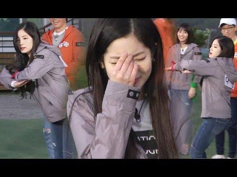다현, 방탄소년단 접신(?) 하는 완벽 재현 '불타오르네' 《Running Man》런닝맨 EP530