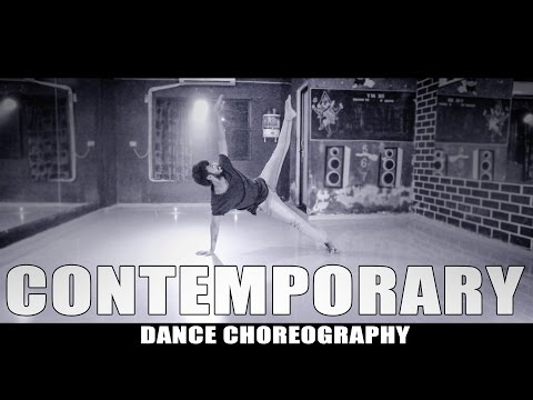 contemporary Choreography | salamat sarbjit | Vicky Patel Dance On Hindi Song  | INDIA