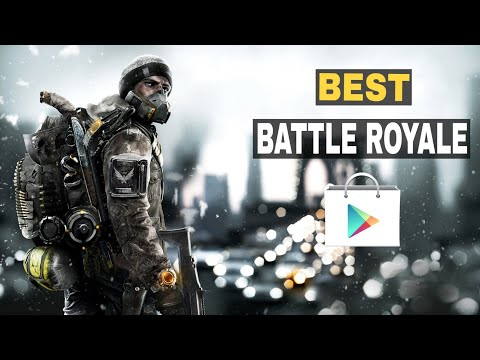 Top 4 High Graphics Battle Royale Games For Android |2019|