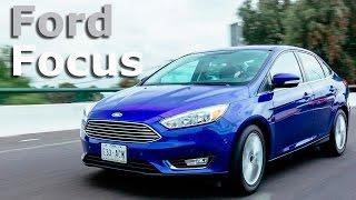 Ford Focus 2016 a prueba | Autocosmos(, 2015-10-22T21:24:04.000Z)