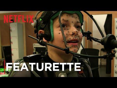 Mowgli: Legend of the Jungle | Featurette: Introducing Louis Serkis as Bhoot [HD] | Netflix