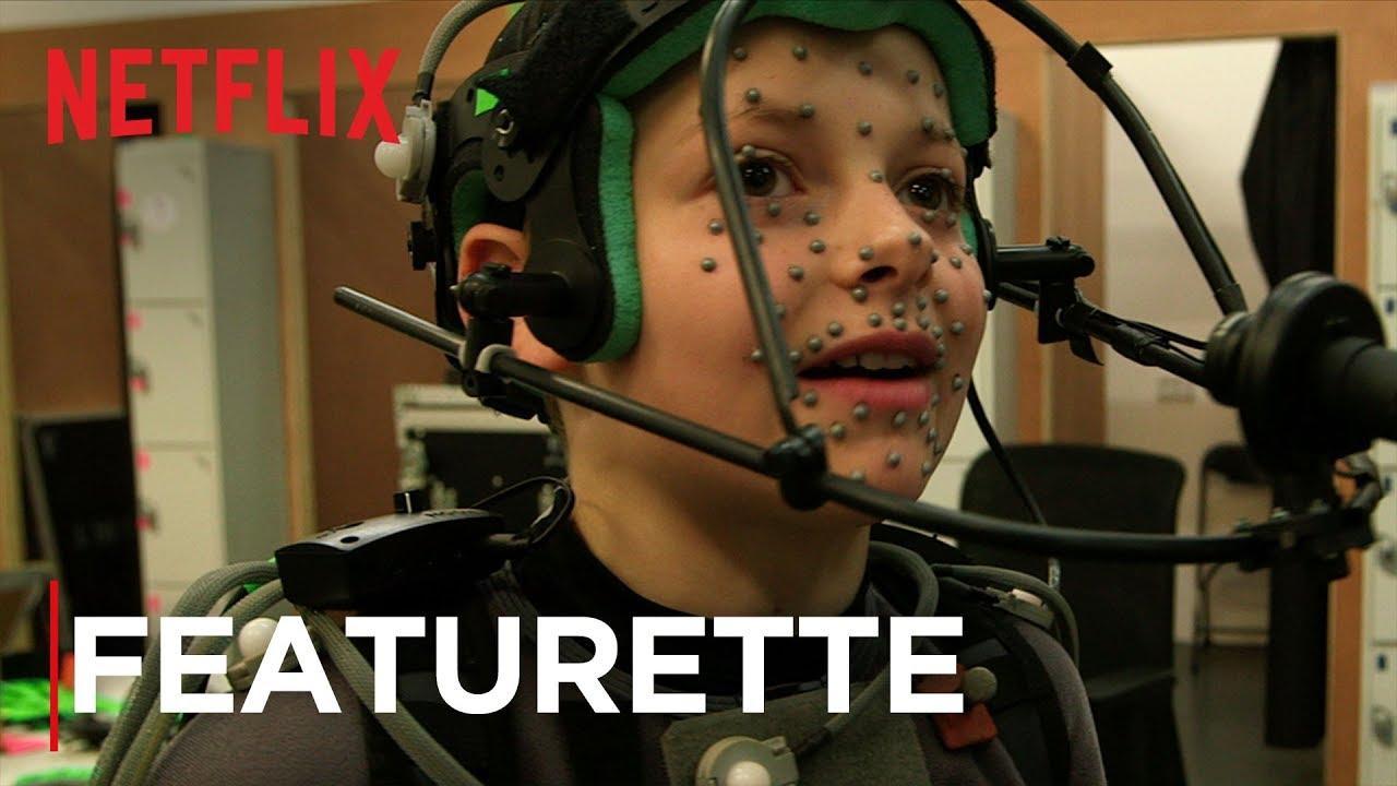 Download Mowgli: Legend of the Jungle   Featurette: Introducing Louis Serkis as Bhoot [HD]   Netflix