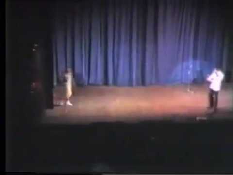 buzz hawkins live at the thameside theatre in 1985 !!!!!!