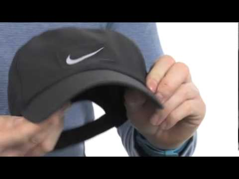 0c05186ea7f0a Nike Heritage Dri-Fit Cotton Adjustable SKU  8020435 - YouTube