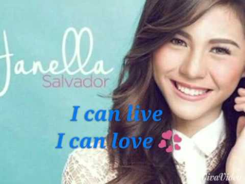 I Can-Janella Salvador (minus one/karaoke)