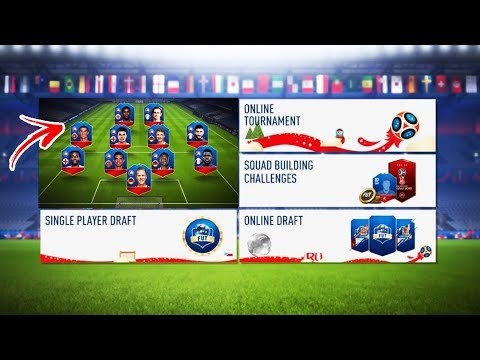 5 THINGS YOU DIDN'T KNOW ABOUT FIFA 18 WORLD CUP MODE