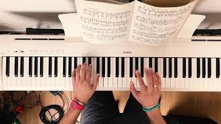 Claude Debussy - Danseuses De Delphes (Solo Piano)