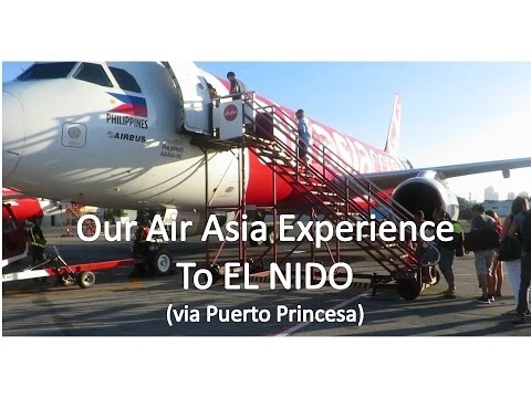 El Nido Palawan : Our Asia Travel Experience (Manila to Palawan)