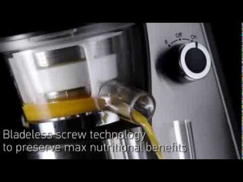 HD Seriers Slow Masticating Juicer