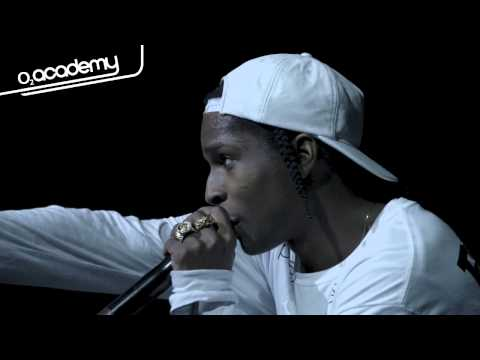 Asap Rocky Live - Wild For The Night Live at O2 Academy Brixton