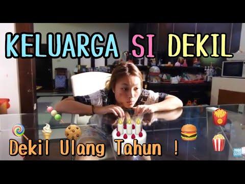 Keluarga Si Dekil - Dekil Ulang Tahun (Short Movie)