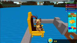 Take a flying train in Roblox #Roblox