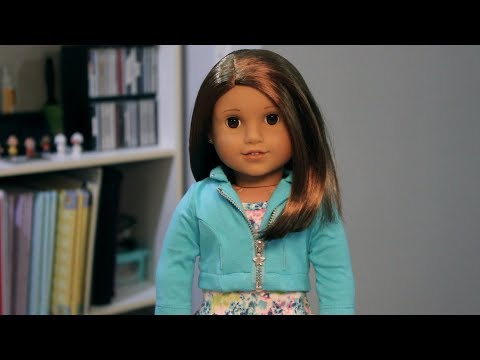 American Girl Truly Me 28 Story And Name Reveal - Doll Break Ep. 848