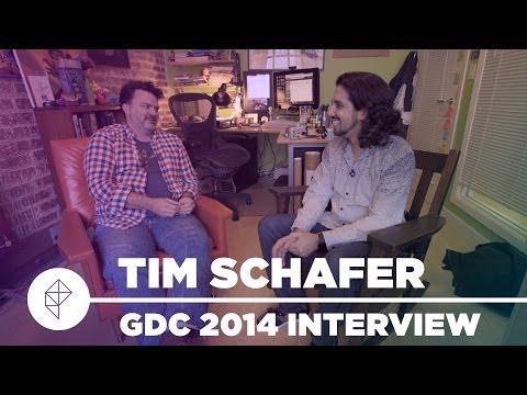 Tim Schafer Interview - GDC 2014