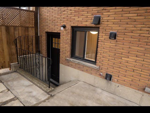Brantford Duplex Conversion Part 3 - Exterior Transformation