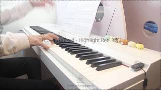 Video BTS 방탄소년단 | Love Yourself - Highlight Reel#3 '轉' | Piano Arrangement download MP3, 3GP, MP4, WEBM, AVI, FLV Mei 2018