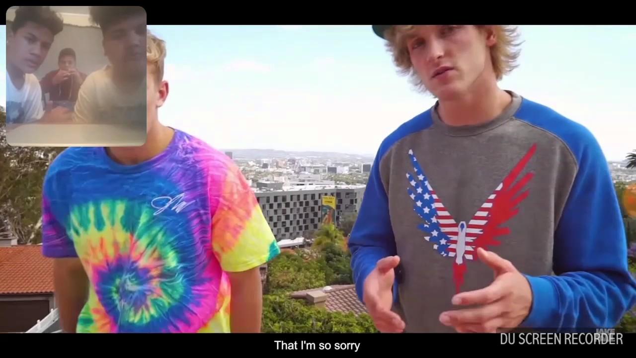 Reacting To I Love You Big Bro By Jake Paul Youtube