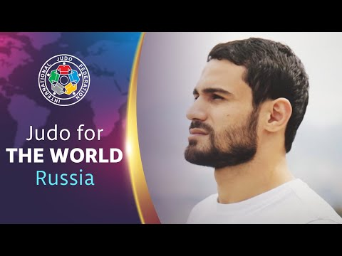 Judo For The World - Russia
