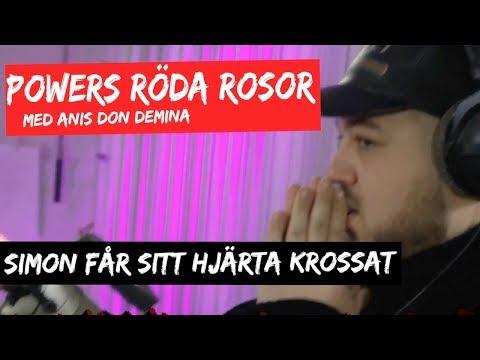 POWERS RÖDA ROSOR - MED ANIS DON DEMINA