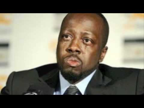 Wyclef Jean's reaction after the electoral...