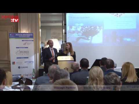 IIF 2017 - Motor Insurance Conference Nicola RAUTMANN  Market Executive, Austria CEE, Russia and