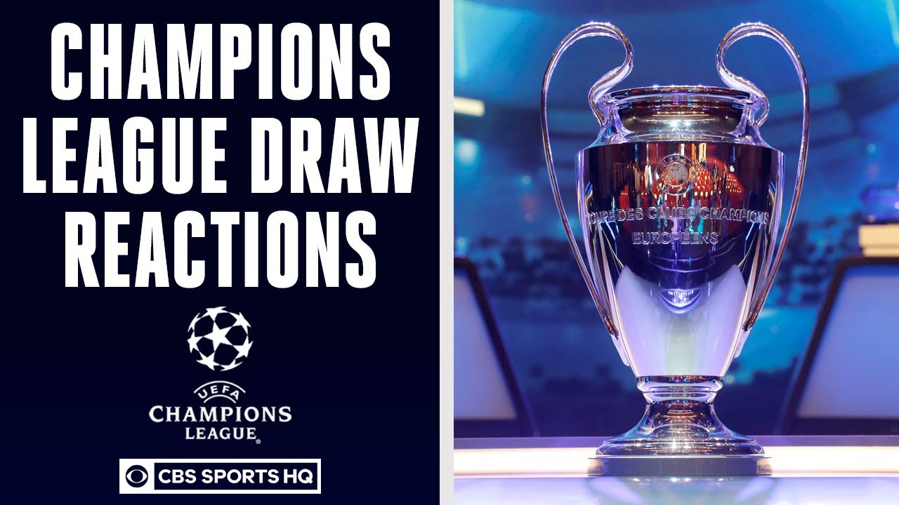 "PSG has ""CLEAR PATH"" to Champions League final, full reactions to UCL Draw 
