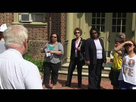 A walk with Meyers: Sites of black history at W&M