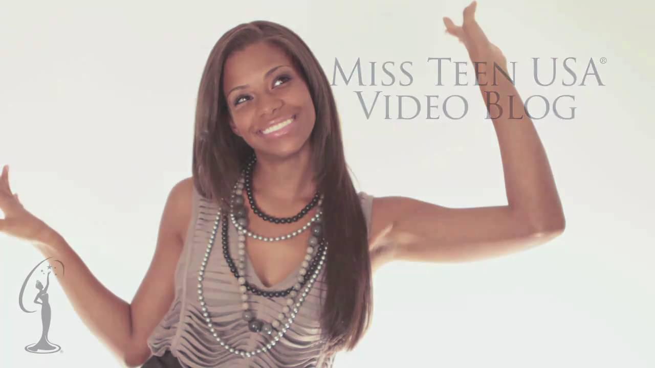 Miss Teen USA 2010 - Video Blog 5