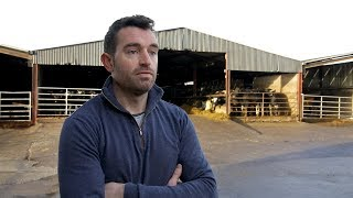 Teagasc Green Acres Calf to Beef farmer Conor Greene